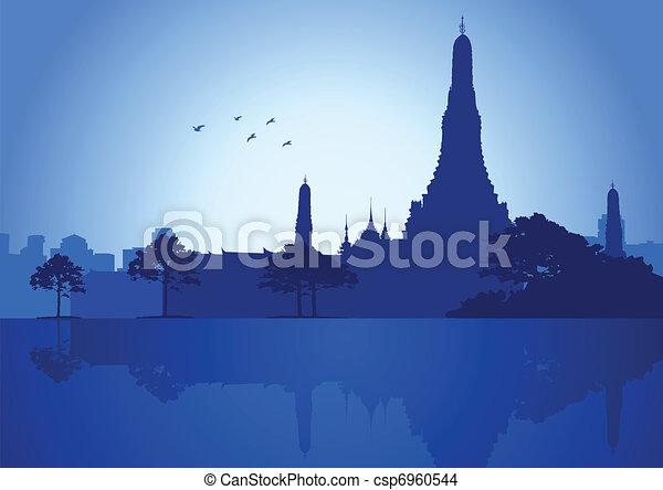 Bangkok - csp6960544