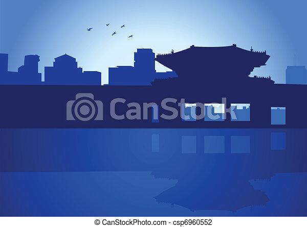Seoul - csp6960552