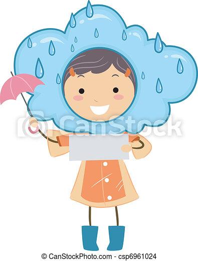 Rainy Weather - csp6961024