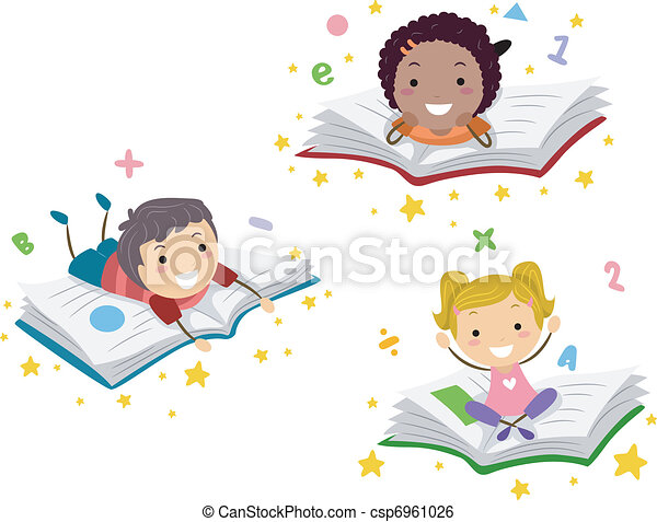 Children's Books - csp6961026