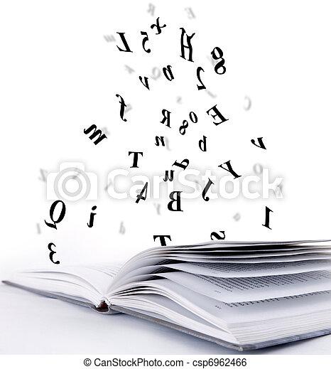 open book - csp6962466