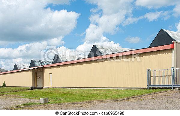 factory building - csp6965498