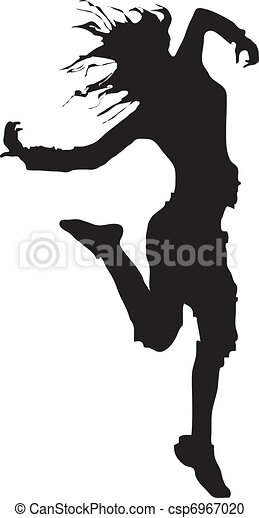 Dancer - csp6967020