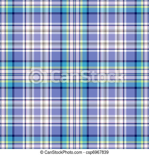Seamless checkered pattern - csp6967839