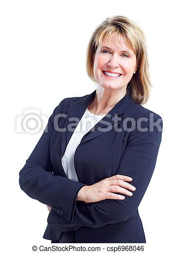 Business woman - csp6968046