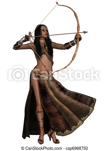 Fantasy Action Figure - csp6968750