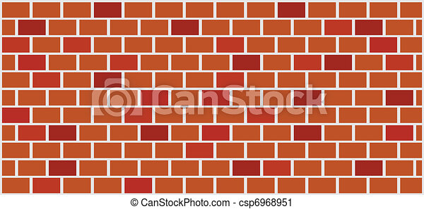 wall illustration - csp6968951