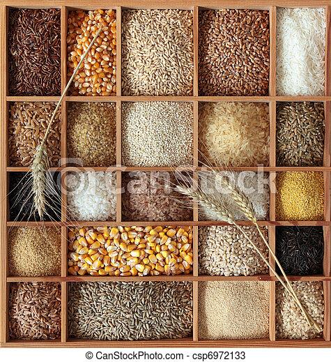Cereals - csp6972133