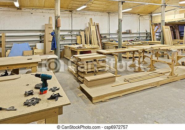 Im genes de planta fabricaci n muebles el fotograf a for Fabricacion de muebles mdf