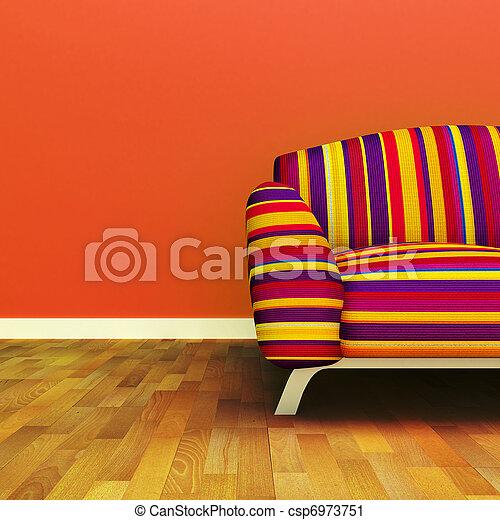 Sofa - csp6973751