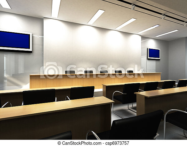 Lecture Hall - csp6973757
