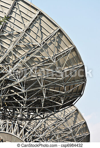 satellite dishes - csp6984432