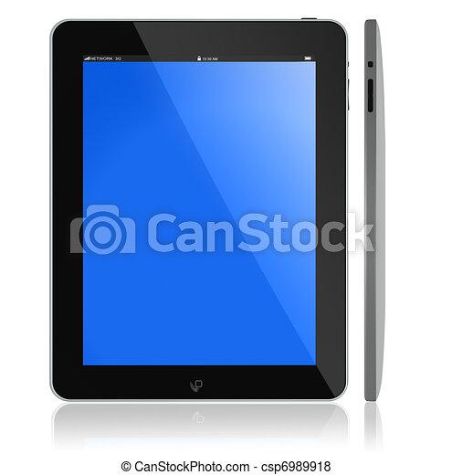 Tablet PC - csp6989918