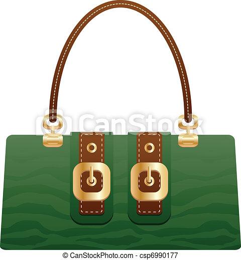 beautiful handbag purse - csp6990177