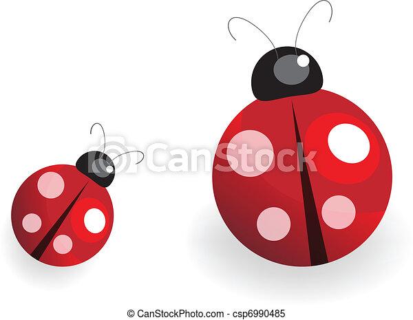 Lady Bug - csp6990485