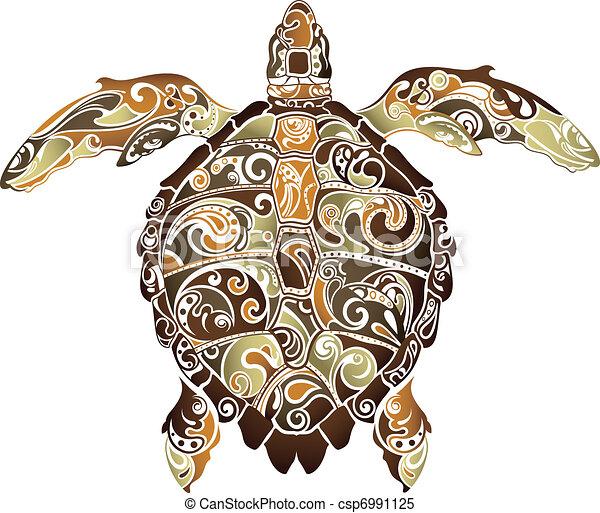 Turtle - csp6991125