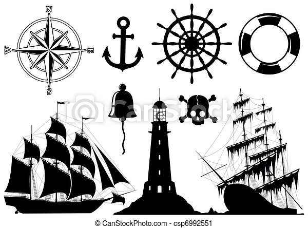 Nautical Clipart and Stock Illustrations. 46,615 Nautical vector ...