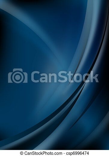 blue abstract background - csp6996474
