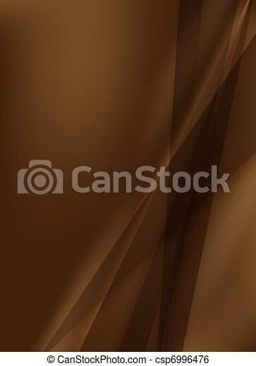 abstract brown background - csp6996476