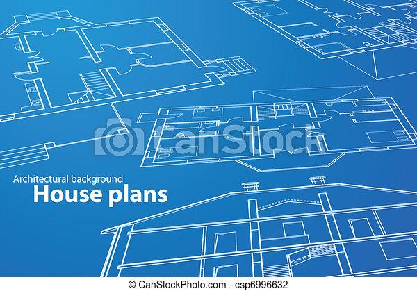House Plans - csp6996632