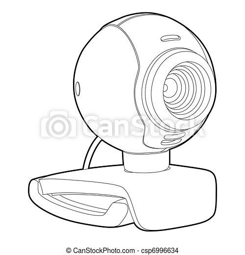 Webcam - csp6996634