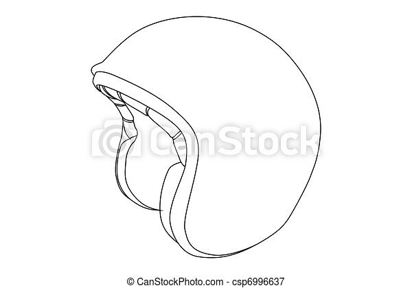 sports helmet - csp6996637