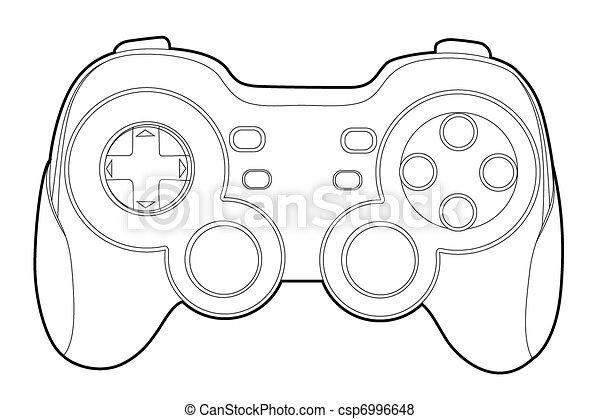 game-pad - csp6996648