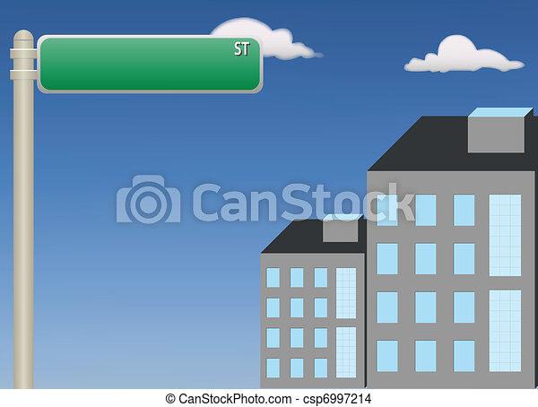 Street Sign - csp6997214