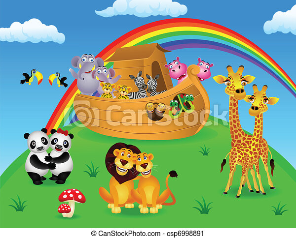 Noah's ark - csp6998891