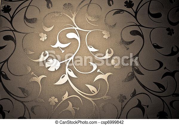 Wallpaper texture. Closeup.