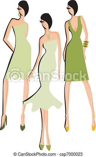 Fashion Models - csp7000023