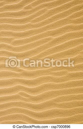 Rippled Sand - csp7000896