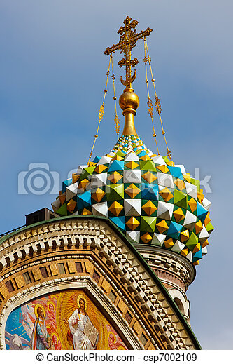 Church of the Savior on Spilled Blood - csp7002109
