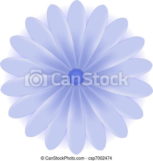 Vector vector flower design on white