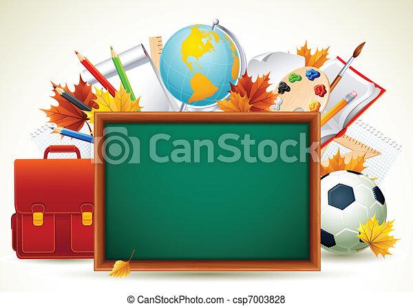 Back to school - csp7003828