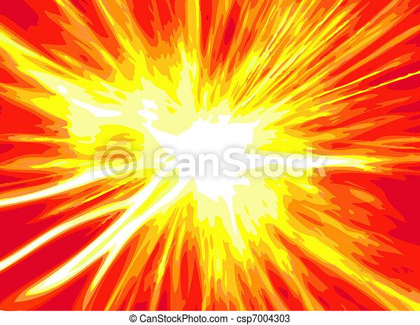 explosion - csp7004303