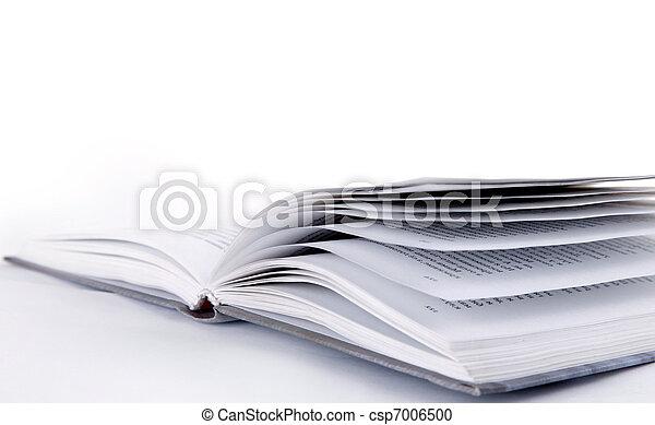 open book - csp7006500