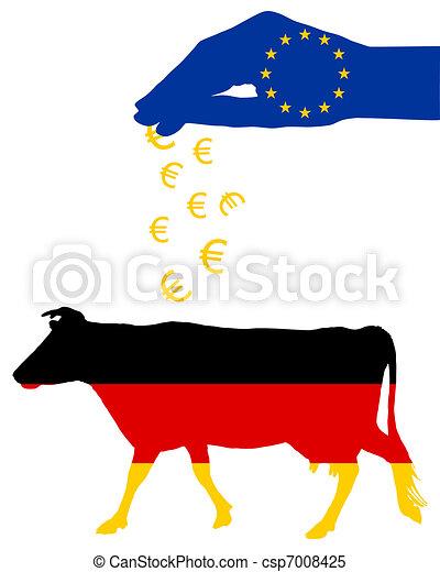 europeo alemán