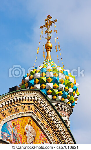 Church of Savior on Spilled Blood - csp7010921