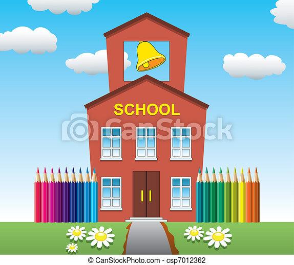 school - csp7012362