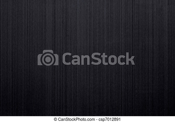 Brushed black aluminum - csp7012891