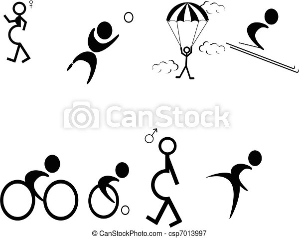 Pictograms of events - csp7013997