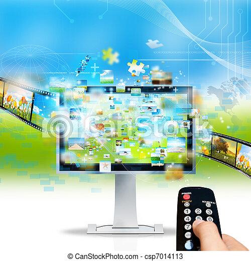 Television streaming - csp7014113