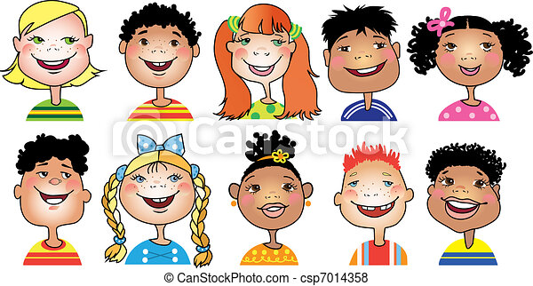 Children cartoon - csp7014358