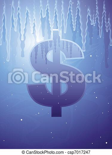 Frozen assets - csp7017247