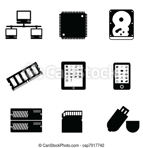 Computer parts and devices - csp7017742