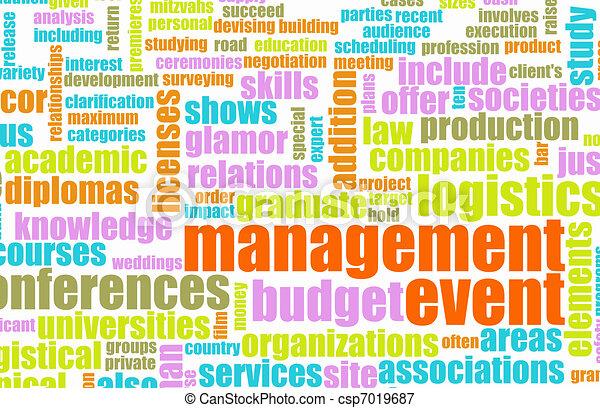 Event Management - csp7019687