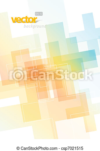 Colored abstract background. - csp7021515