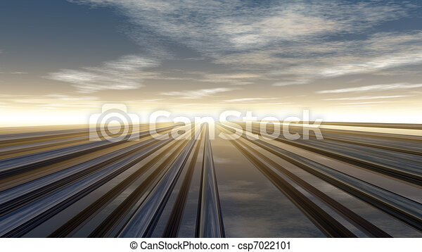pipelines - csp7022101