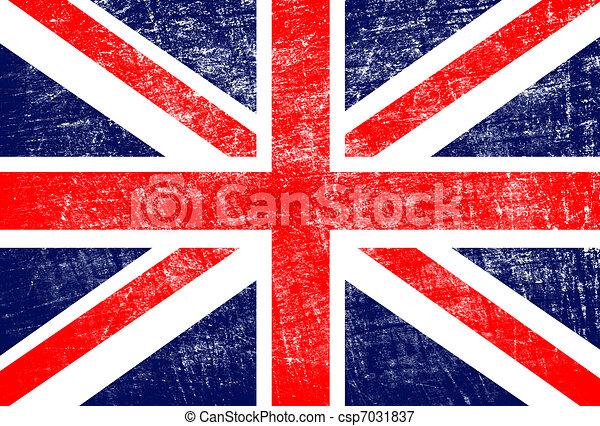 Stock de ilustraciones de grunge bandera inglaterra - Dibujo bandera inglesa ...